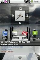 Screenshot of Laik Agenda Widget Calendar