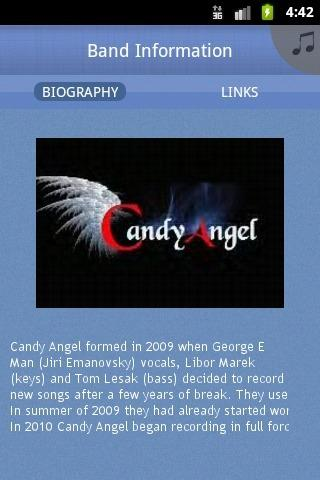 CANDY ANGEL - screenshot