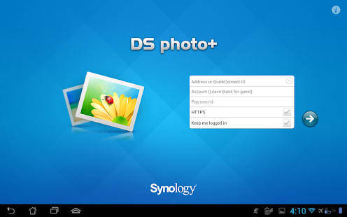 DS photo+ - screenshot thumbnail