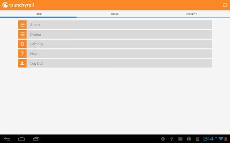 Crunchyroll - Anime and Drama 1.1.6 screenshot 82010