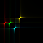 Nexus Neon Grid  HD  LWP