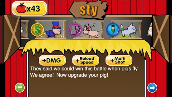 Piggies Strike Back - screenshot thumbnail