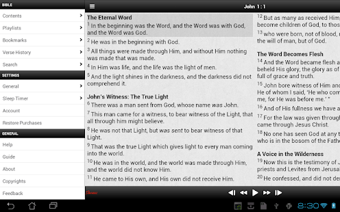 Parable NKJV - screenshot thumbnail