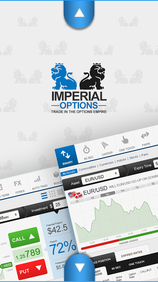 Imperial Options- screenshot