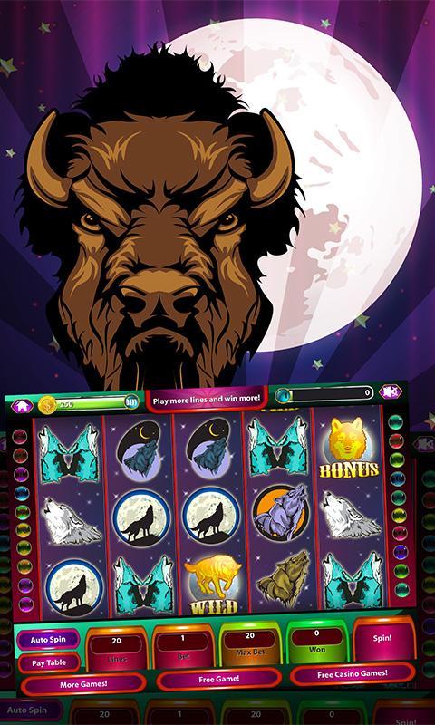 play buffalo slots online free - 3