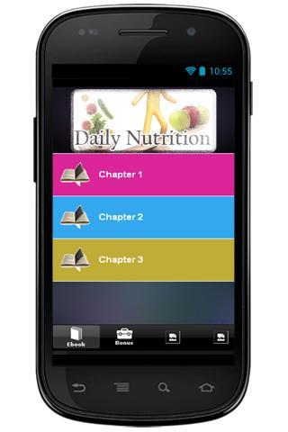 【免費健康App】Daily Nutrition-APP點子
