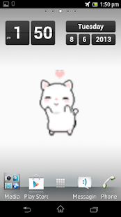 Lovely Cat Live Wallpaper