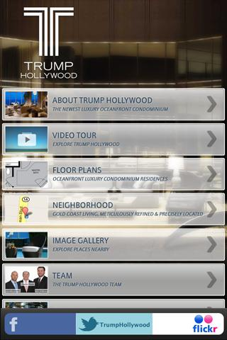 Trump Hollywood- screenshot