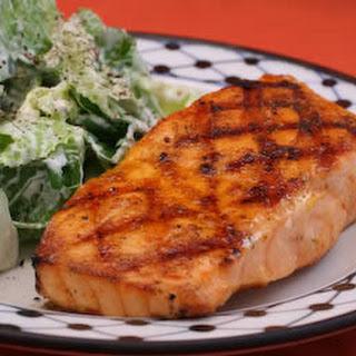 Friday Night Salmon Two Ways