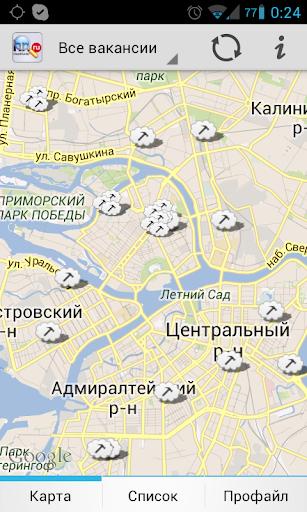 I need a job - jobs from hh.ru
