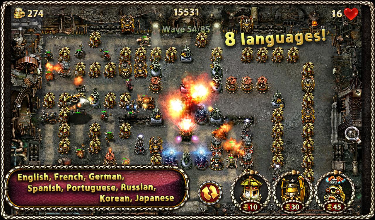 Myth Defense 2: DF screenshot #10