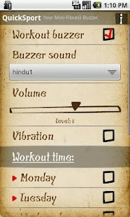 QuickSport – Fitness & Health - screenshot thumbnail