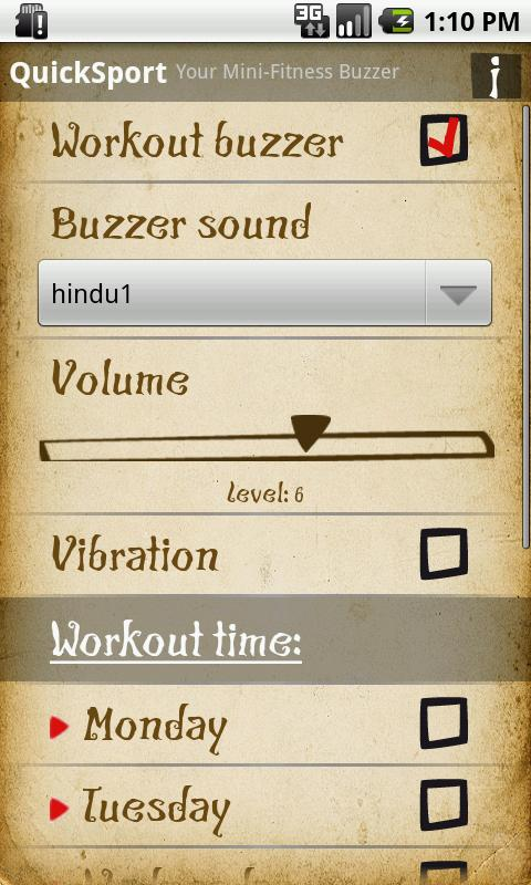 QuickSport – Fitness & Health- screenshot