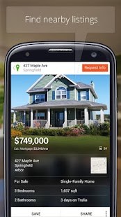 Trulia for Agents- screenshot thumbnail