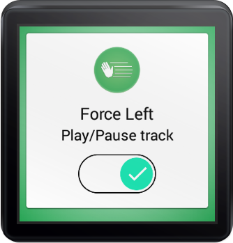 Kiwi for Android Wear- screenshot