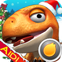 Dino Paradise with Papaya icon