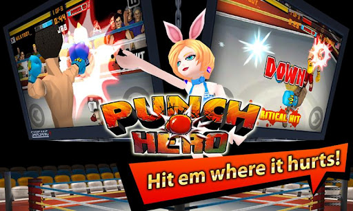 punch hero offline apk