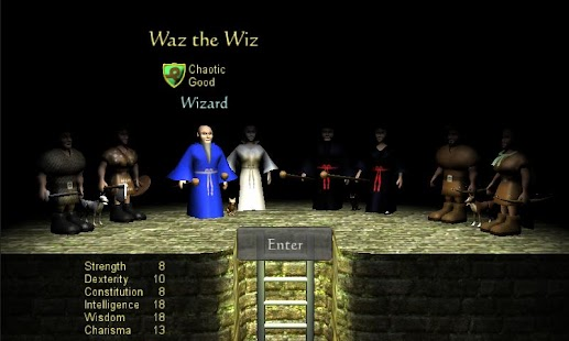 WazHack - screenshot thumbnail