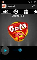 Screenshot of Capital 95