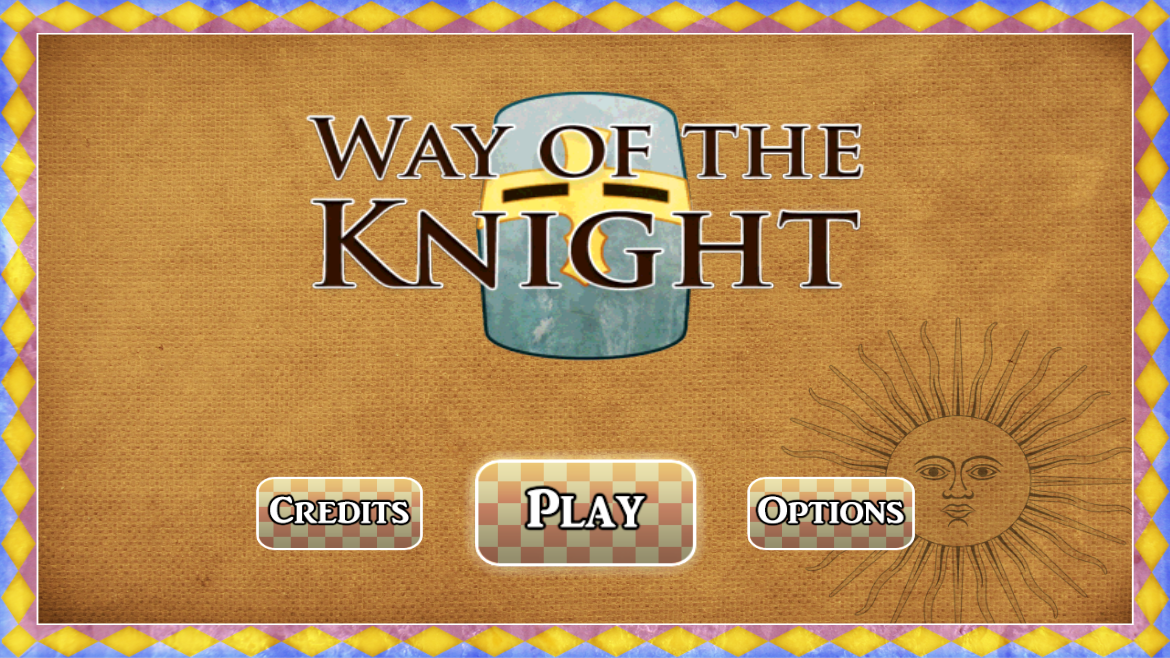 Way of the Knight- screenshot
