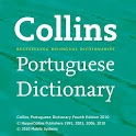 Collins Portuguese Dictionary logo