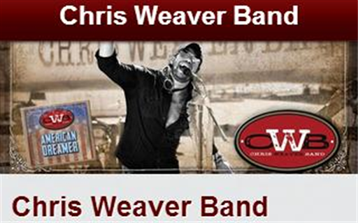 【免費娛樂App】Chris Weaver Band-APP點子
