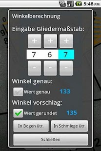 Segmentbogen - screenshot thumbnail