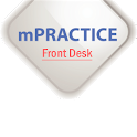 mPRACTICE Front Desk icon