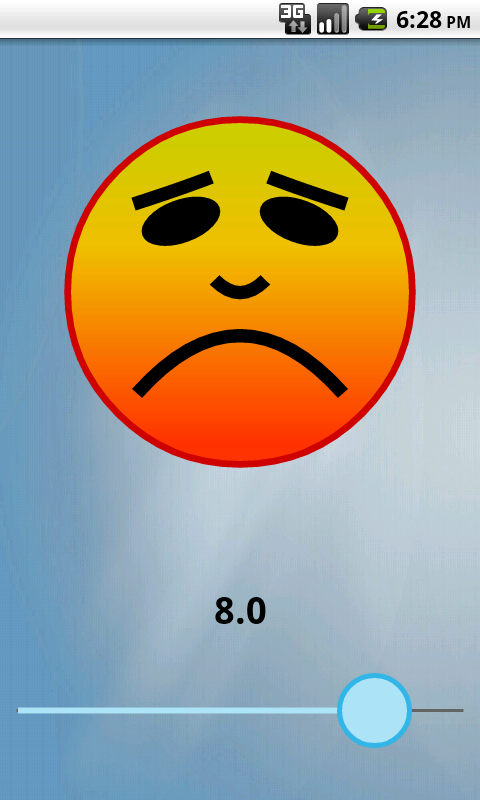 Kids Pain Scale - screenshot