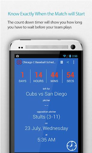 Chicago C Baseball Schedule