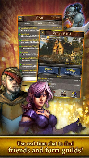 Book of Heroes v1.6.0 APK