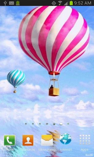 Reflective Air Balloons LWP