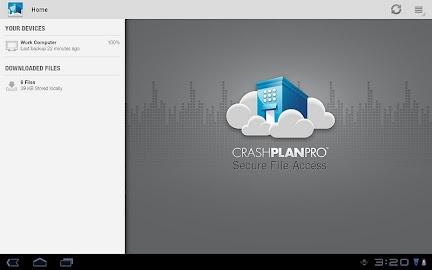 CrashPlan PRO Screenshot 7