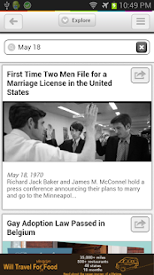 Quist - Today in LGBTQ History - screenshot thumbnail