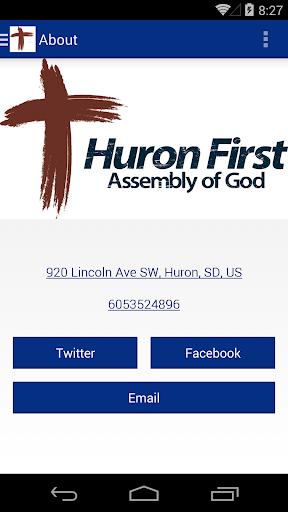 Huron First