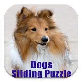 Dogs Sliding Puzzle
