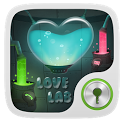 Love Lab GO Locker Theme icon