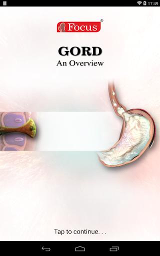 GORD GERD - An Overview