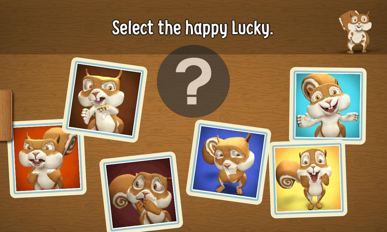 Lucky's Tree of Puzzles- screenshot