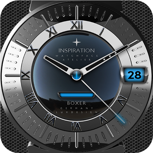 Boxer Watch Face
