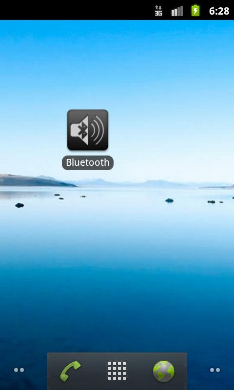 Bluetooth Switch and Mute - screenshot