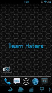 TeamHaters Theme Chooser Theme - screenshot thumbnail