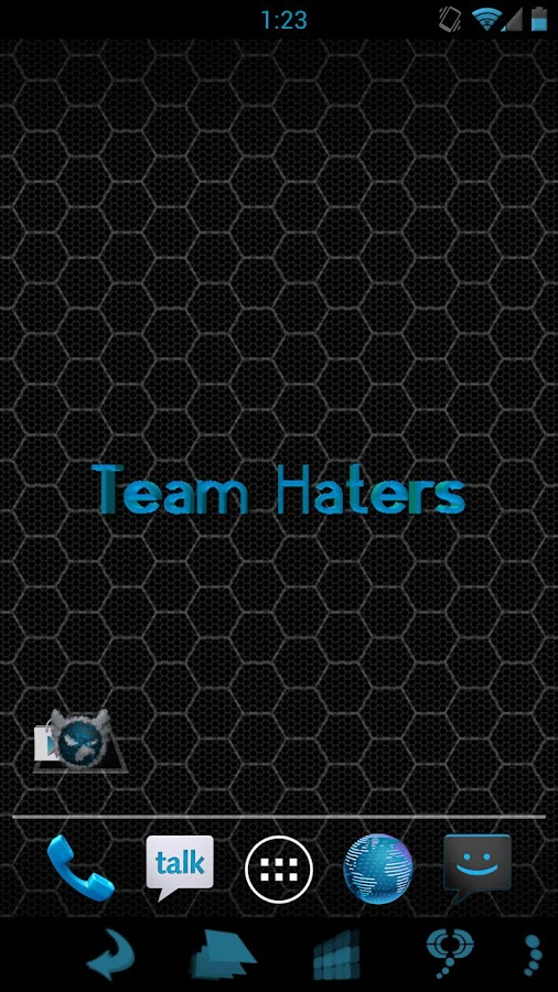 TeamHaters Theme Chooser Theme - screenshot