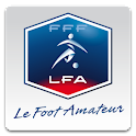 Le Foot Amateur by SFR logo