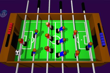 TABLE FOOTBALL SOCCER 3D Pro