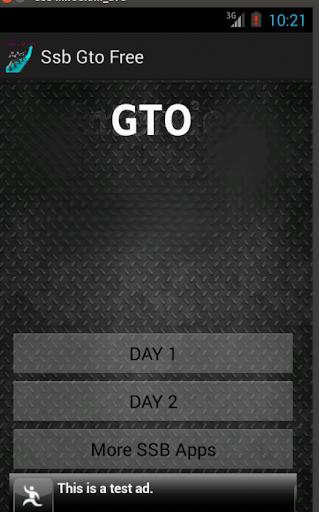 SSB GTO Free
