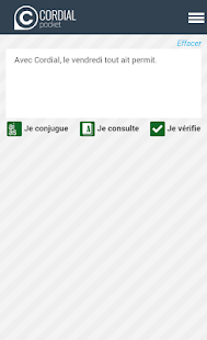 French spellchecker- screenshot thumbnail