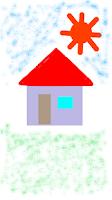 Screenshot of Free Hand Note(Paint)