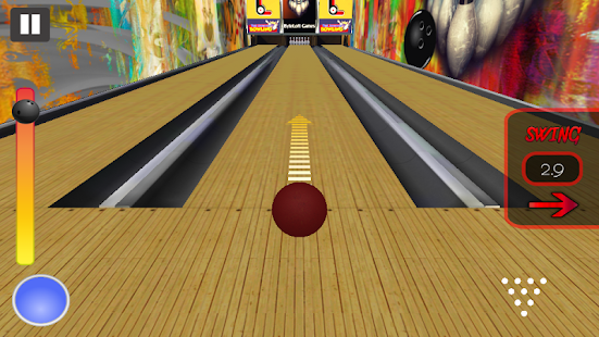 Real Awesome Bowling 3D - náhled