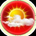 台灣隨身天氣2011 icon